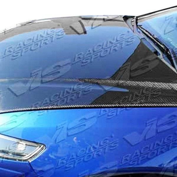 Carbon Fiber Hood OEM Style For Acura TSX 4DR 04-05