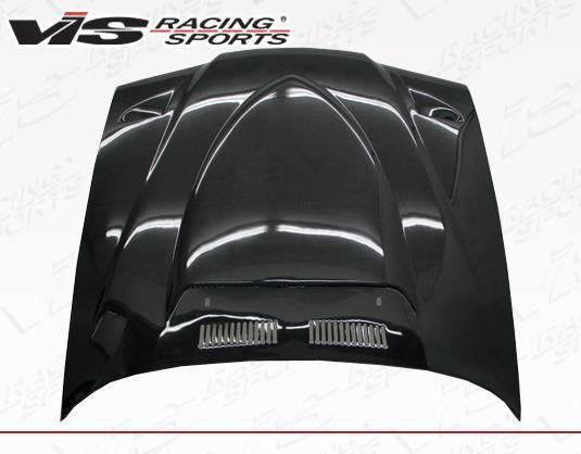 Carbon Fiber Hood Euro R Style For Bmw 3 Series E36 2dr 92 98