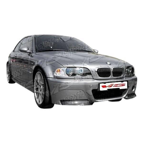 2001-2005 Bmw E46 M3 2Dr Csl Style Front Bumper