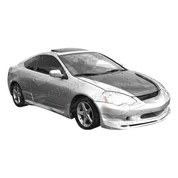 2002-2004 Acura Rsx 2Dr Ballistix Front Bumper