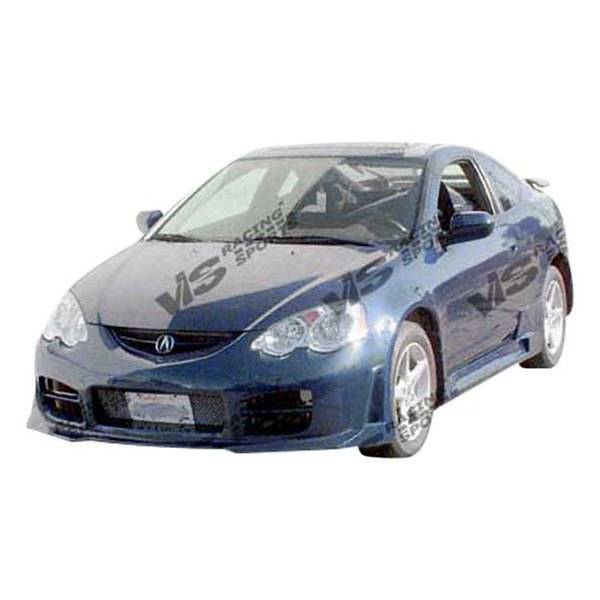 2002-2006 Acura Rsx 2Dr Octane Side Skirts