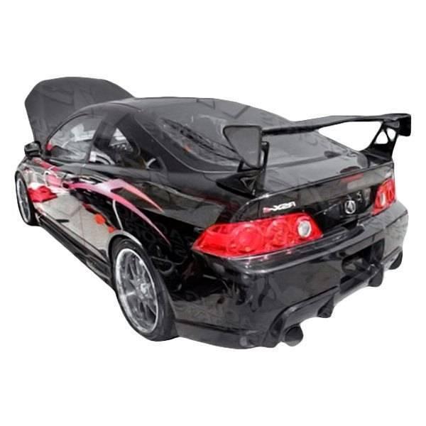 2002-2004 Acura Rsx 2Dr Techno R Rear Bumper