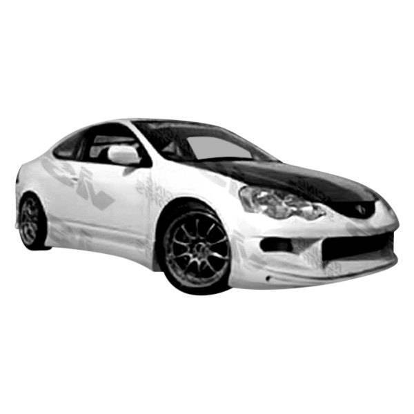 2002-2004 Acura Rsx 2Dr Tpg Front Bumper