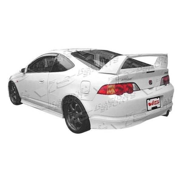2002-2004 Acura Rsx 2Dr Type R Rear Lip
