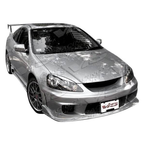 2005-2006 Acura Rsx 2Dr Wings Front Bumper