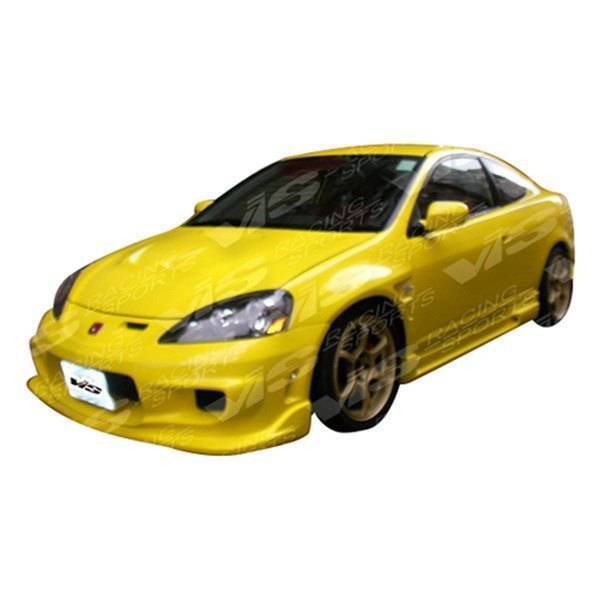 2002-2006 Acura Rsx 2Dr Wing 2 Side Skirts