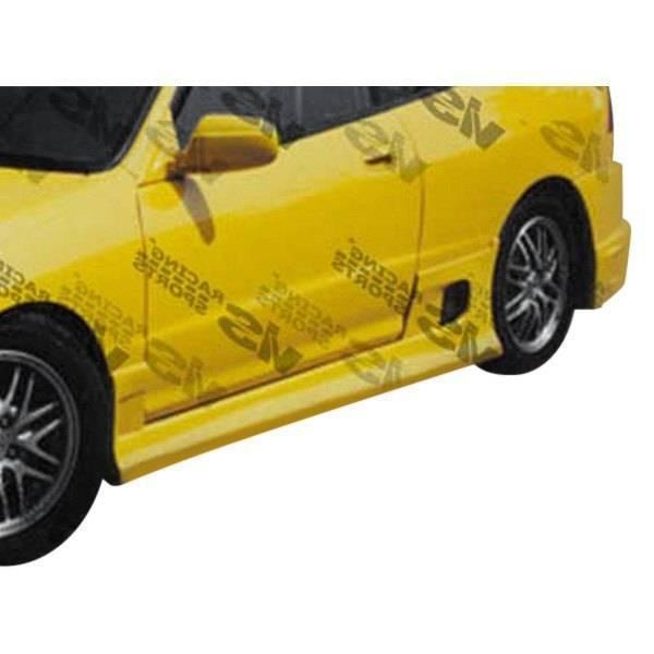 1990-1993 Acura Integra 2/4Dr Battle Z Side Skirts
