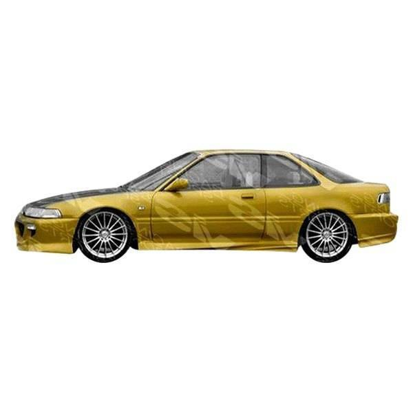 1990-1993 Acura Integra 2Dr Xtreme Side Skirts