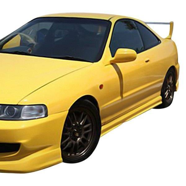 1994-2001 Acura Integra 2Dr Tracer Side Skirts