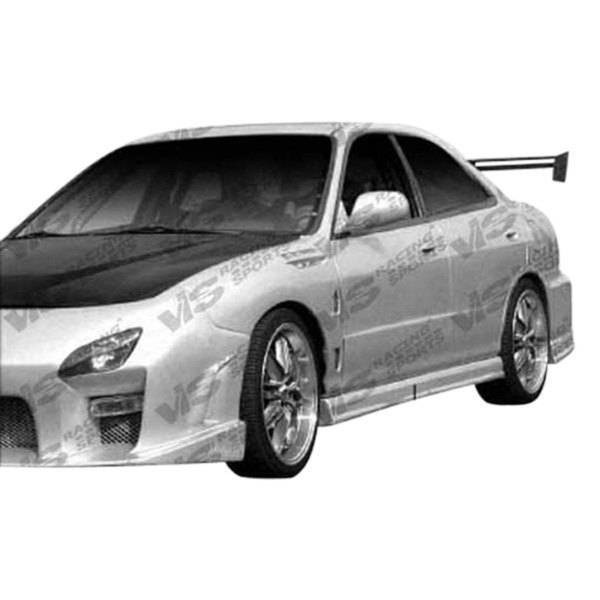 1994-2001 Acura Integra 4Dr Tracer Side Skirts