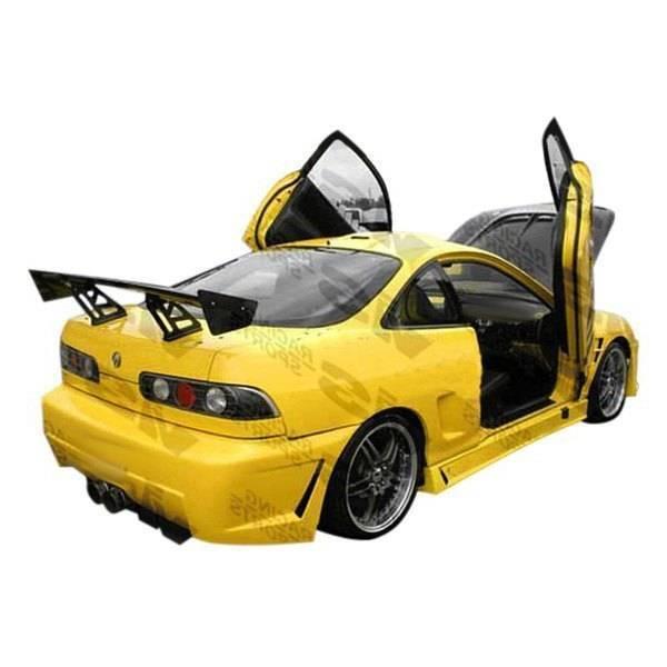 1994-2001 Acura Integra 4Dr Tsc 3 Side Skirts