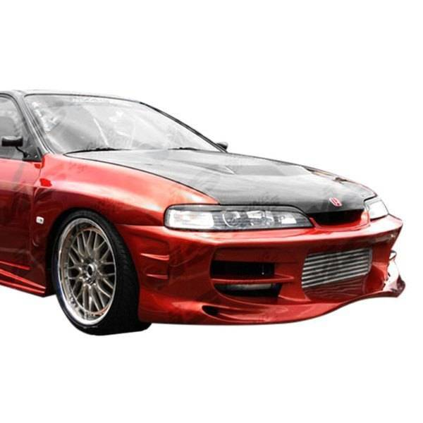 1994-2001 Acura Integra Jdm 2Dr/4Dr Ballistix Front Bumper