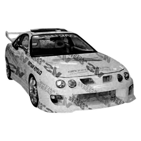 1998-2001 Acura Integra 2Dr Strada F1 Front Bumper