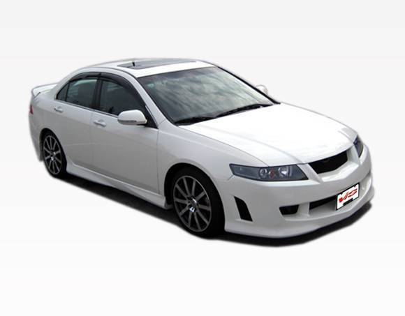 2006 2008 Acura Tsx 4dr Techno R Side Skirts