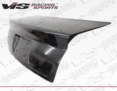VIS Racing - Carbon Fiber Trunk OEM Style for Audi  A4 4DR 96-01