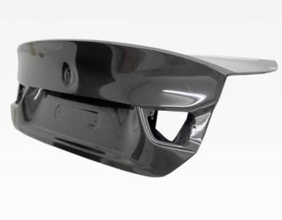 VIS Racing - Carbon Fiber Trunk CSL Style for BMW 4 SERIES(F82) M4 2DR 15-16