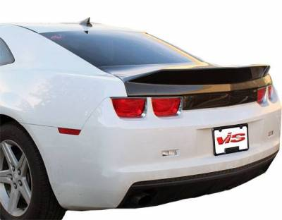 VIS Racing - Carbon Fiber Trunk AMS Style for Chevrolet Camaro 2DR  10-13