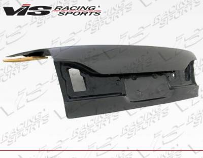 VIS Racing - Carbon Fiber Trunk OEM Style for Honda Accord 4DR 98-02
