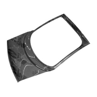 VIS Racing - Carbon Fiber Hatch OEM Style for Mitsubishi 3000GT 2DR 91-98
