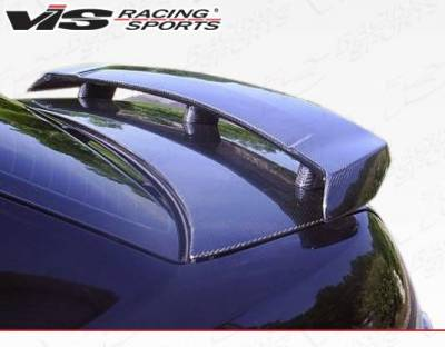 VIS Racing - Carbon Fiber Spoiler Techno R Style for Nissan Sentra 4DR 00-06