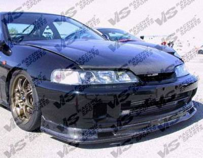 VIS Racing - 1995-2001 Acura Integra jdm 2Dr/4Dr Type S Carbon Fiber Lip