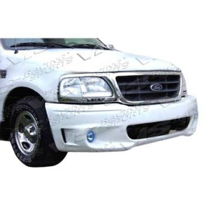 VIS Racing - 1997-2003 Ford F150 2Dr/4Dr Lighting Type 2 Front Bumper