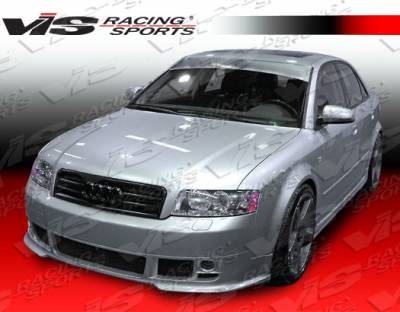 VIS Racing - 2002-2005 Audi A4 4Dr A Tech Full Kit