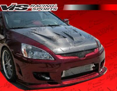VIS Racing - 2003-2005 Honda Accord 4Dr Tracer Full Kit