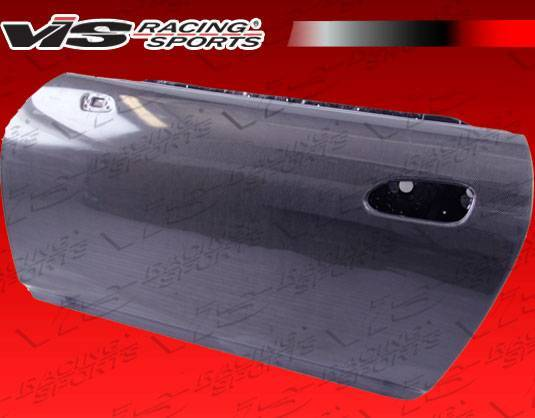 VIS Racing - Carbon Fiber Door OEM Style for Honda S2000 2DR 00-09