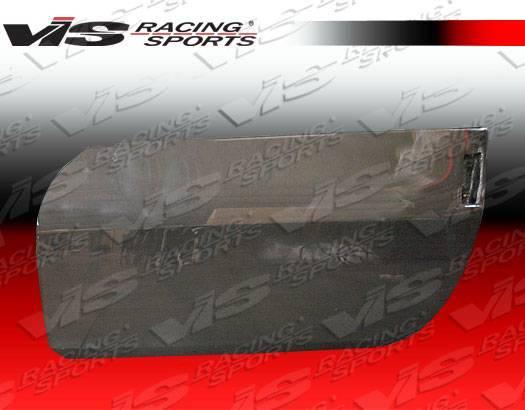 VIS Racing - Carbon Fiber Door OEM  Style for Nissan 350Z  2DR 03-07