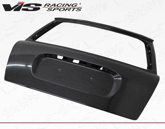 VIS Racing - Carbon Fiber Hatch OEM Style for BMW Mini Cooper 4DR 02-12