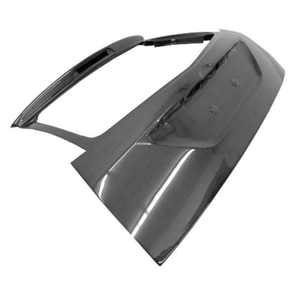 VIS Racing - Carbon Fiber Hatch OEM Style for Ford Focus Hatchback 00-07
