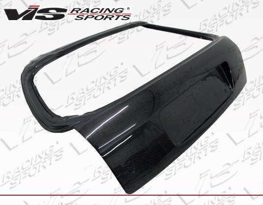 VIS Racing - Carbon Fiber Hatch OEM Style for Honda Civic Hatchback 96-98