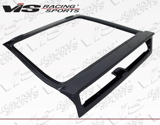 VIS Racing - Carbon Fiber Hatch OEM Style for Honda CRX Hatchback 88-91