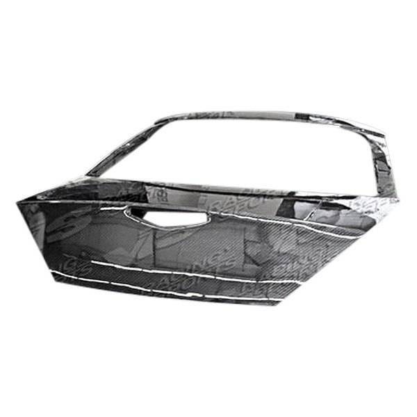 VIS Racing - Carbon Fiber Hatch OEM Style for Honda Fit 4DR 09-14