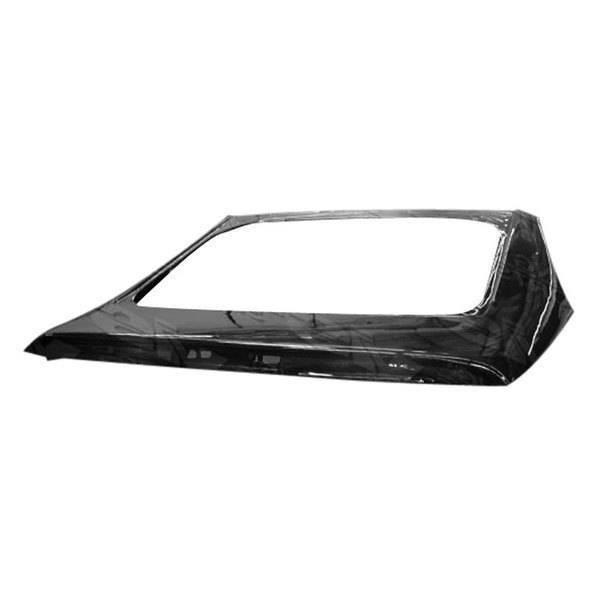 VIS Racing - Carbon Fiber Hatch OEM Style for Mitsubishi Eclipse  2DR 06-12