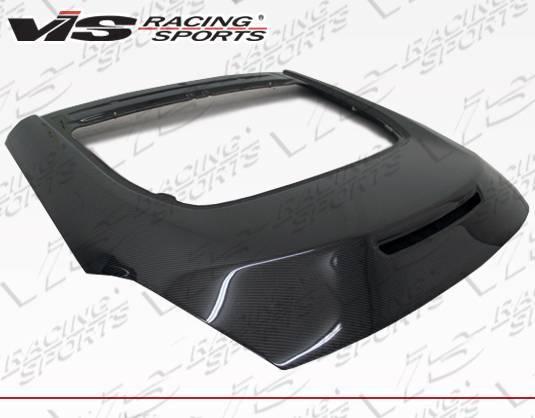 VIS Racing - Carbon Fiber Hatch OEM Style for Nissan 370Z Hatchback 09-19