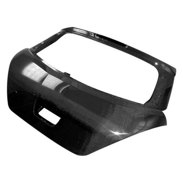 VIS Racing - Carbon Fiber Hatch OEM Style for Nissan Versa Hatchback 2006-2013