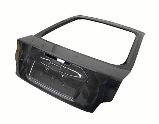 VIS Racing - Carbon Fiber Hatch OEM Style for Scion TC 2DR 2010-2016