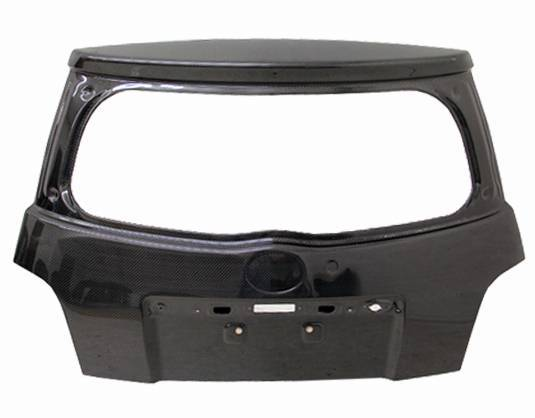 VIS Racing - Carbon Fiber Hatch OEM Style for Scion XA 4DR 04-06
