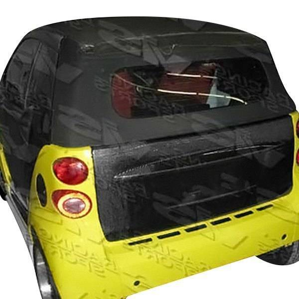VIS Racing - Carbon Fiber Hatch OEM Style for Smart FR2 2DR 2007-2014