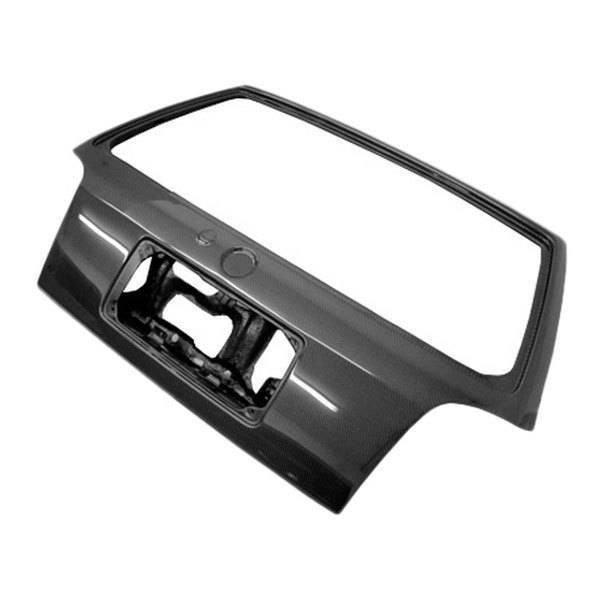 VIS Racing - Carbon Fiber Hatch OEM Style for Volkswagen Golf 3 2DR & 4DR 93-98
