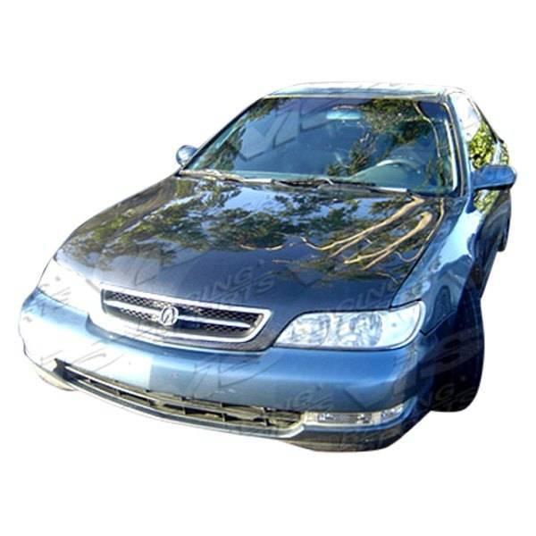 VIS Racing - Carbon Fiber Hood OEM Style for Acura CL 2DR 97-99