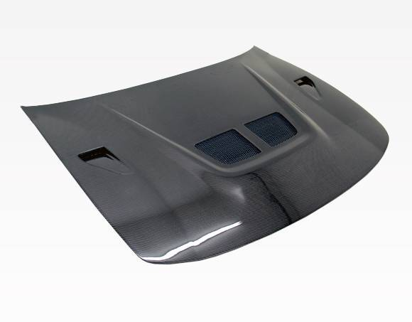 VIS Racing - Carbon Fiber Hood EVO  Style for Acura Integra 2DR & 4DR 94-01