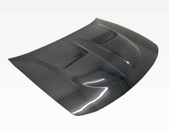 VIS Racing - Carbon Fiber Hood Xtreme GT Style for Acura Integra 2DR & 4DR 94-01