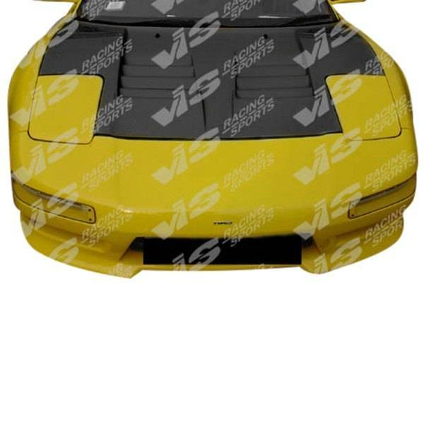 VIS Racing - Carbon Fiber Hood G Speed Style for Acura NSX 2DR 91-01