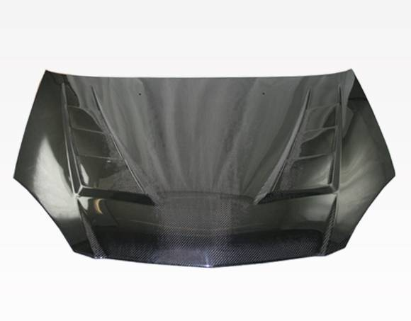 VIS Racing - Carbon Fiber Hood Terminator Style for Acura RSX 2DR 02-06