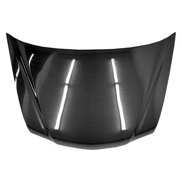 VIS Racing - Carbon Fiber Hood OEM Style for Acura TSX 4DR 04-05