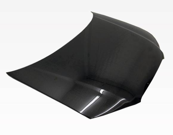 VIS Racing - Carbon Fiber Hood OEM Style for AUDI A3 4DR 06-08
