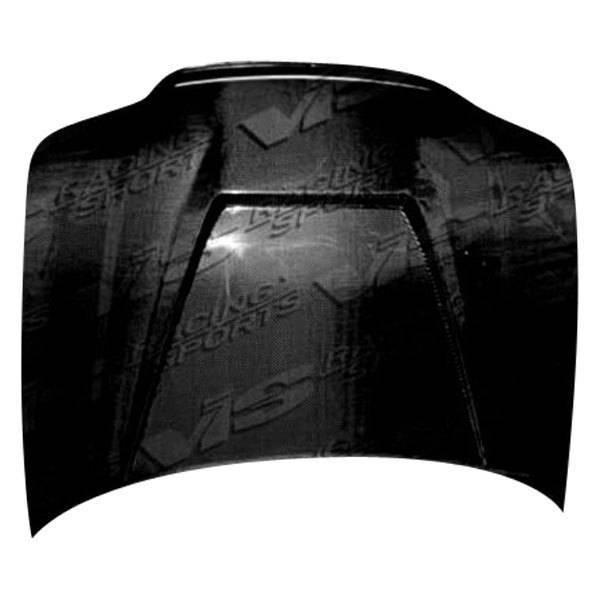 VIS Racing - Carbon Fiber Hood Invader Style for AUDI A4 4DR 02-05